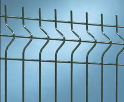 low to medium security fence applications.