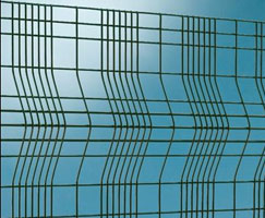 attractive welded mesh panel